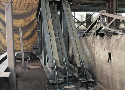 И снова негабаритные мостовые металлоконструкции