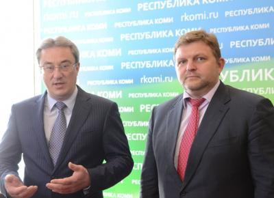 «Биржа деловых контактов» в ТПП Республики Коми