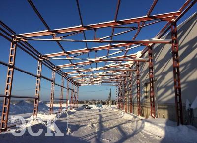 Срок службы быстровозводимых зданий из металлоконструкций