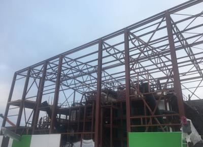 Основные требования к изготовлению зданий производственного назначения из металлоконструкций