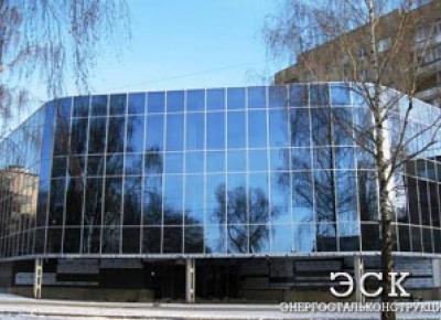 Проектирование и изготовление офисных центров из металлоконструкций